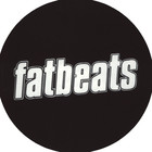 Fat Beats - Logo Slipmats (2 Pieces)