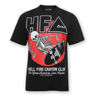 Hellfire Canyon Club - Bone Shaker T-Shirt