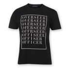 Sixpack France x Struggle Inc. - Officer From Overseeer T-Shirt