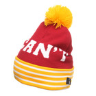 Undefeated - Can't Loose Pom-Pom Beanie