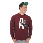 Acapulco Gold - Wild Bear &#x27;A&#x27; Crewneck Sweater