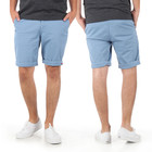 Cleptomanicx - Port Slim Chino Shorts