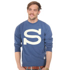 Stssy - Big &#x27;S&#x27; Crew Sweater