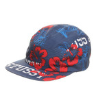 Stssy - College Floral Camp Cap