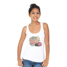 Social Distortion - Tattooed Lady Women Tank Top
