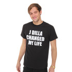 J Dilla aka Jay Dee - J Dilla Changed My Life T-Shirt