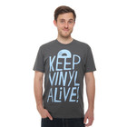 Ubiquity - Keep Vinyl Alive T-Shirt