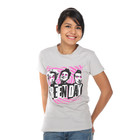 Green Day - Swirl Pop Women T-Shirt