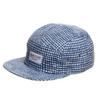 The Quiet Life - Squares 5 Panel Cap