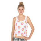 Odd Future (OFWGKTA) - Girls All Over Donut Tank Top