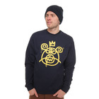 Mishka - Bear Mop Crewneck Sweater
