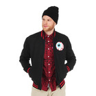 Mishka - Keep Watch Baseball Jacket