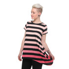 adidas - Striped Women T-Shirt
