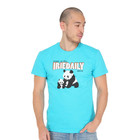 Iriedaily - Stoned Panda T-Shirt
