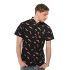 I Love Ugly - Fox Short Sleeve Shirt