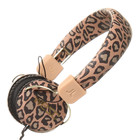 WeSC - Piston Leopold Headphones