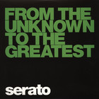Serato - Control Vinyl Performance SeriesBLACK From the Unknown