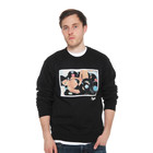 Acrylick - Liquid Sound Crewneck Sweater