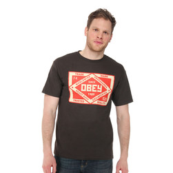 Obey - Obey Trademark T-Shirt