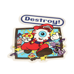 Mishka - Sticker