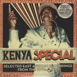 Kenya Special - Selected East African Recordings From The 1970s & '80s