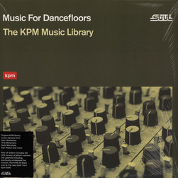 V.A. - Music For Dancefloors: The KPM Music Library
