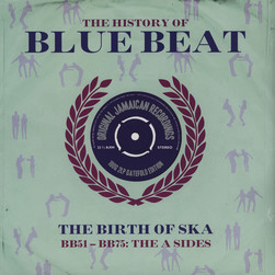 V.A. - History Of Blue Beat : BB051 - BB075