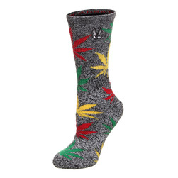 HUF x Snoop Dogg - High Times Plantlife Socks