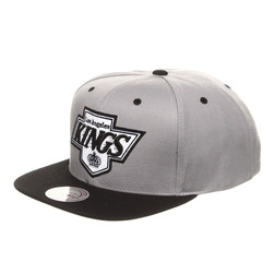 Mitchell & Ness - Los Angeles Kings NHL Arch Visor Snapback Cap