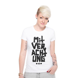 Mit Verachtung - Mit Verachtung Women T-Shirt