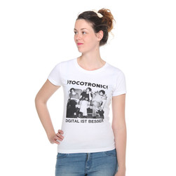 Tocotronic - Digital ist Besser Women T-Shirt