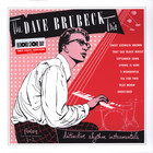 Dave Brubeck Trio, The - Distinctive Rhythm Instrumentals: Fantasy 32
