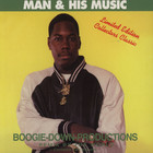 Boogie Down Productions - Man & His Music: Remixes From Around The World