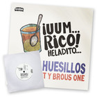 Retrogott y Brous One - Mote con Huesillos (The Official) hhv.de Bundle