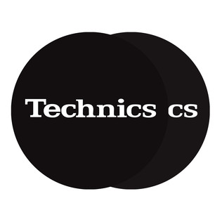 Technics - Logo Slipmat