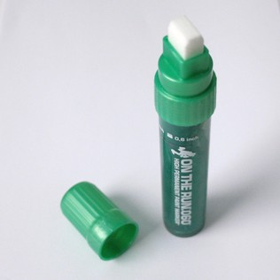 On The Run - High permanent  marker