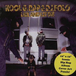 Kool G. Rap & DJ Polo - Live And Let Die Puzzle Edition