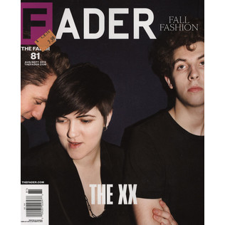 Fader Mag - 2012 - August / September - Issue 81