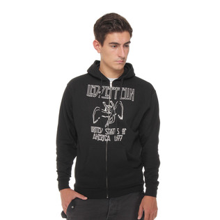 Led Zeppelin - 1977 Zip-Up Hoodie