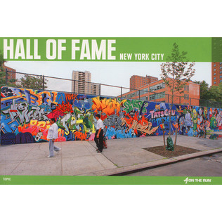 Alain KET Mariduena - Hall of Fame New York City Softcover
