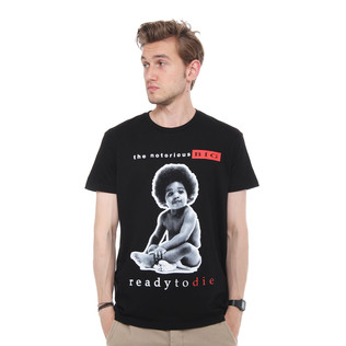 Notorious B.I.G. - Ready To Die T-Shirt