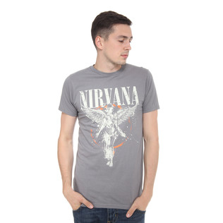 Nirvana - Galaxy In Utero T-Shirt