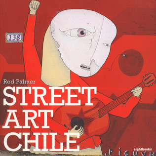 Rod Palmer - Street Art Chile