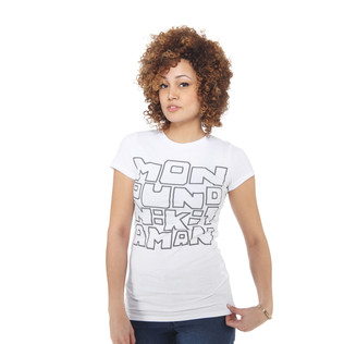 Mono & Nikitaman - Outlines Women T-Shirt