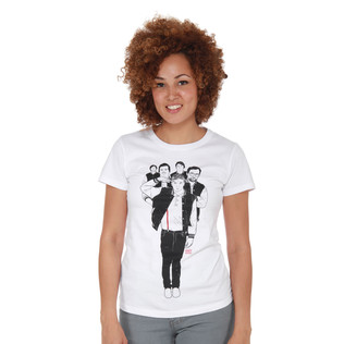 Kraftklub - Figuren Women T-Shirt