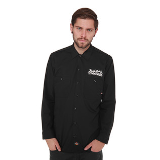 Suicidal Tendencies x Dickies - Possessed Longsleeve Work Shirt