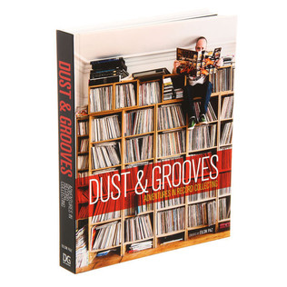 Eilon Paz - Dust & Grooves: Adventures In Record Collecting 2nd Edition