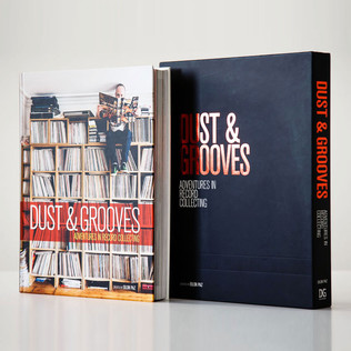 Eilon Paz - Dust & Grooves: Adventures In Record Collecting Slipcase Edition