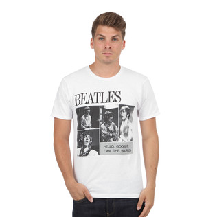 Beatles, The - 4 Blocks Hello Goodbye T-Shirt