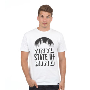 101 Apparel - Vinyl State Of Mind T-Shirt